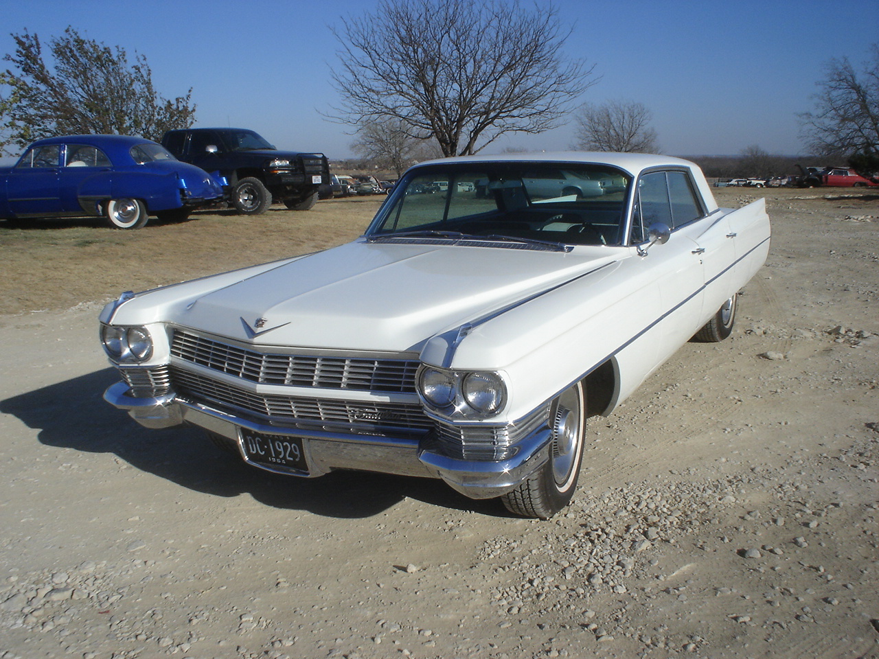 Honest John\'s Caddy Corner | Cadillac Parts from the \'40s to the \'90s.
