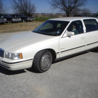 1999 Sedan Deville  (50TH Anniversary Edition) SOLD!!!!!!!